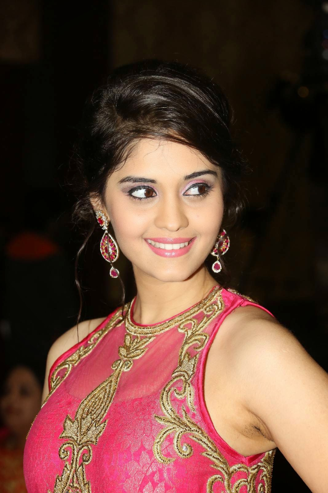 Surabhi Photo In Long Dress  Hot Bollywood Actress-8802